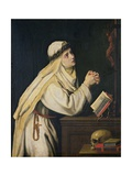 St. Catherine of Siena Giclee Print by Cristofano Allori