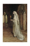 The Nun Giclee Print by Sir William Quiller Orchardson