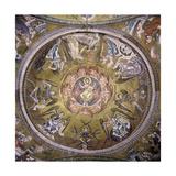Cupola of St Mark's Basilica Giclee Print