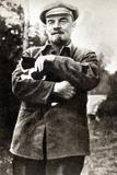 Vladimir Lenin Photographic Print