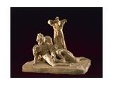 Lamentation of Christ Giclee Print by Antonio Canova