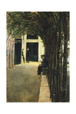 House of Old Amsterdam, 1880 Giclee Print by Max Liebermann