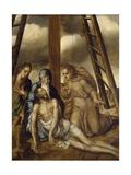 Pieta Giclee Print by Luis De morales