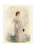 The Lost Love Giclee Print by Robert Anning Bell