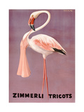 Poster Advertising Zimmerli Clothing, C.1935 Giclee Print