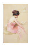 Meditation Giclee Print by Gaston Bouy