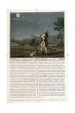 Bernard Le Bovier De Fontenelle Giclee Print by Antoine Louis Francois Sergent-marceau