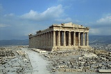 Parthenon, Acropolis of Athens Photographic Print