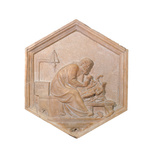 Sculpture, 1334 - 1336 Giclee Print by Andrea Pisano