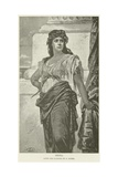 Medea Giclee Print by Nathaniel Sichel