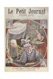 Tsarina Alexandra Feodrovna Giclee Print by Henri Meyer