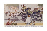 British Military in India Giclee Print