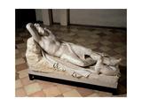 The Sleep of Endymion, 1819 Giclee Print by Antonio Canova
