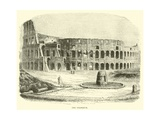 The Colosseum Giclee Print