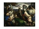 Adoration of the Magi Giclee Print by Jacopo Bassano