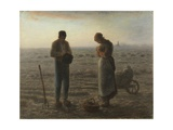 Angelus Giclee Print by Jean-François Millet