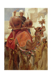 The Marriage Procession, 1870 Giclee Print by Frederick Goodall