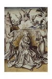 Madonna and Angels Giclee Print by Hans Holbein the Elder
