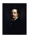 Portrait of Doctor Paolo Umberto Giclee Print by Demetrio Cosola