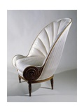 Art Deco Style Armchair, Ca 1913 Giclee Print by Paul Iribe