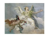 Glory of Angels Giclee Print by Giovanni Battista Tiepolo