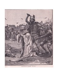 Martyrdom of Alphege Ad 1012 Giclee Print by Henry Marriott Paget