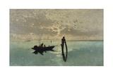 Laguna, 1883 Giclee Print by Guglielmo Ciardi