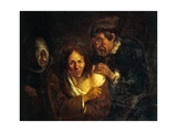 Surgery Giclee Print by Adriaen Brouwer