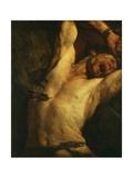 Prometheus Bound Giclée-Druck von Anthony Van Dyck