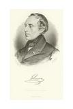 Guizot Giclee Print by Alphonse Marie de Neuville