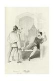 Richard III Giclee Print by Joseph Kenny Meadows