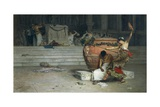 Temple of Bacchus Giclee Print by Giovanni Muzzioli
