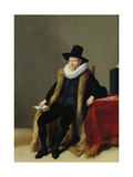Portrait of a Man Giclee Print by Hendrick Gerritsz Pot