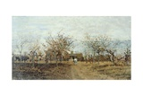 October Morning Giclee Print by Luigi Nono