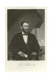 Ulysses S Grant Giclee Print by Alonzo Chappel