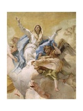 Assumption Giclee Print by Giovanni Battista Tiepolo