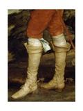 Charles I Hunting Giclée-Druck von Anthony Van Dyck