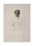 Self-Portrait, 1906 Giclee Print by Leon Bakst