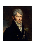 Count Viktor Pavlovich Kochubey, 1809 Giclee Print by Francois Gerard