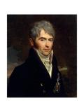 Count Viktor Pavlovich Kochubey, 1809 Giclee Print by Francois Pascal Simon, Baron Gerard