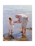 Grandad Giclee Print by Paul Gribble