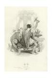 Timon of Athens Giclee Print by Joseph Kenny Meadows