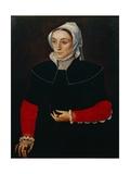 Portrait Giclee Print by Antonio Moro