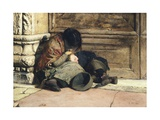 The Abandoned, 1903 Giclee Print by Luigi Nono