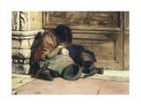The Abandoned, 1903 Giclee Print by Luigi Nono