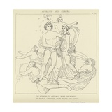 Astraeus and Aurora Giclee Print by John Flaxman