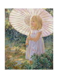 The Parasol Giclee Print by Paul Gribble