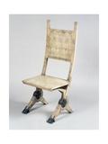 Art Nouveau Style Deck Chair Giclee Print by Carlo Bugatti