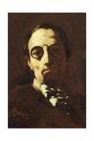 Self-Portrait Lámina giclée por Luca Giordano