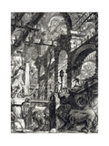 Carcere V Giclee Print by Francesco Piranesi